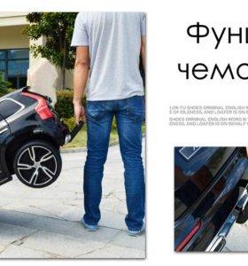 Детский электромобиль премиум класса VOLVO XC90