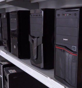 Игровые core i5 3,10ггц / видео r7 360 2гб (новый)