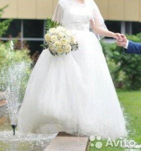 Свадебное латье