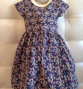 Детское платье Mothercare р.3-4 года