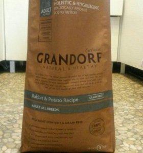 GRANDORF(Грандорф) RABBIT & POTATO 3кг