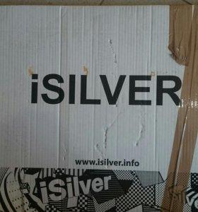 Вибропласт проклейка Isilver