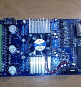 Контроллер для 3-х осевого ЧПУ до 3,5 А.