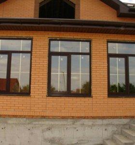Окна и двери любой сложности