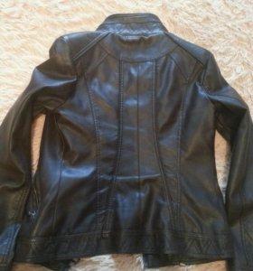 Куртка кожаная😎
