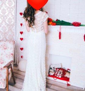 Свадебное или вечернее платье