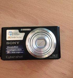 Цифровая фотокамера Sony Cyber-shot DSC-W610