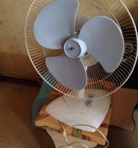Вентилятор не исправный