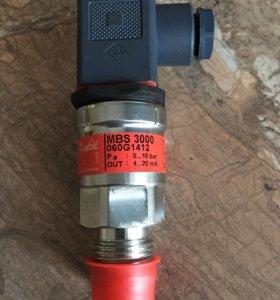 Датчик давления danfoss MBS 3000