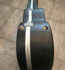 Жесткий кейс для акустической гитары stagg
