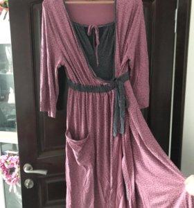 Сорочка+халат