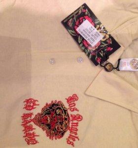 Рубашка-поло Ed Hardy (новые)