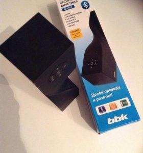 Беспроводная акустика Bbk bta106