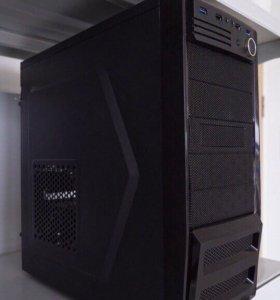 Системник Core i5 3470 c gtx 1050 2гб новый игрово