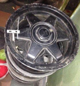 Диски R15 VW Audi