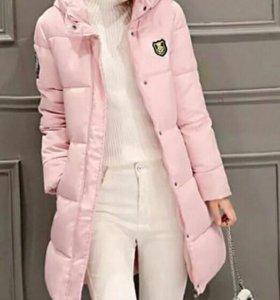 Новая куртка  (пальто )