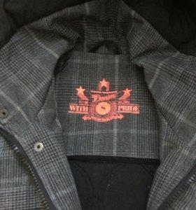 Куртка мужская  Denim