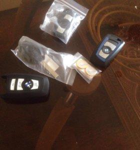 Ключи, батарейки BMW