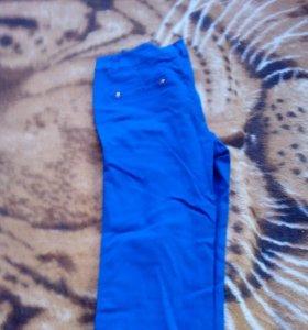 Новые  стрейчивые  брюки