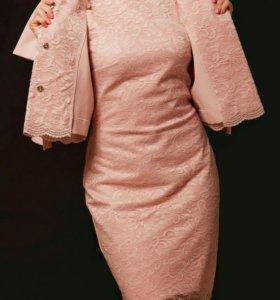 Жакет + платье