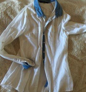 Рубашка Reserverd