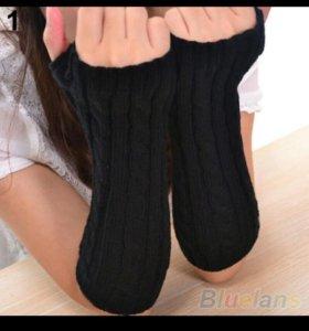 Митенки/перчатки без пальцев