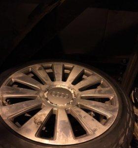 Комплект зимних колёс Ауди r19