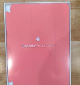 iPad Mini Apple Smart Cover (Розовый) Новый