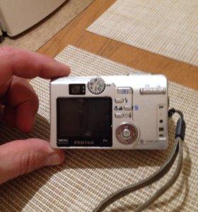 Цифровой фотоаппарат Pentax Optio