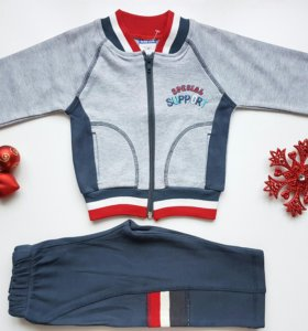 Спортивный костюм, размер 68-74 см