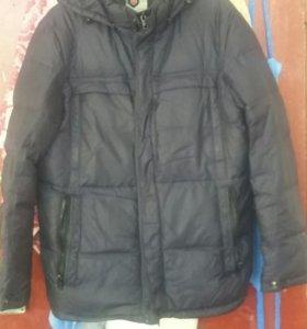 Куртка,зимняя мужская