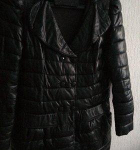 Куртка д/с , экокожа