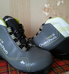 Лыжные ботинки, раз. 35