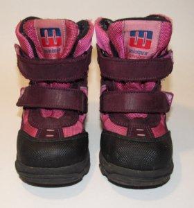 Сапоги minimen kidsshoes зимние
