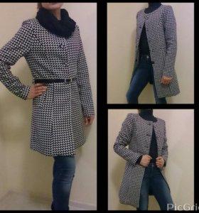 Новое весеннее пальто