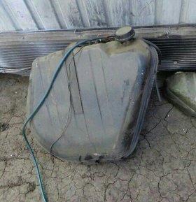Бензобак ваз 2107(карб)