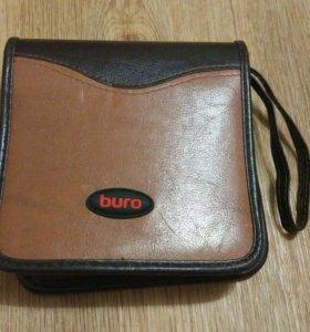 Портмоне для дисков Buro (новое)