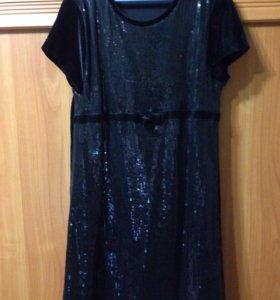Нарядное платье Zara + болеро в подарок
