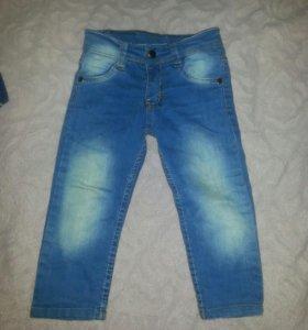 брюки на 2 года