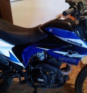 X- moto raptor zw 250-1