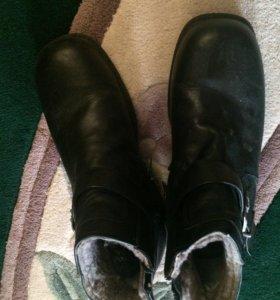 Зимние ботинки 42/43