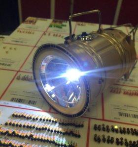 Лампа кемпинговая