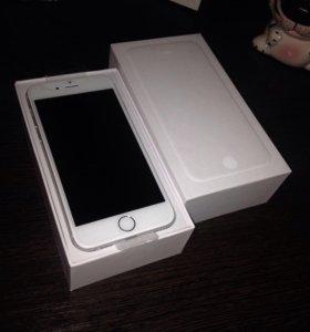 iPhone 6 16 белый новый в плёнке
