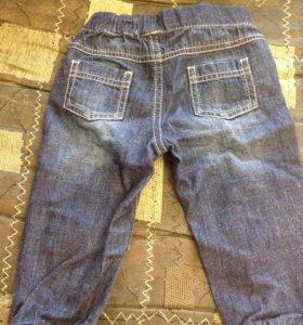 Брюки под джинсу