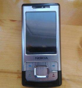 Nokia 6500s на запчасти