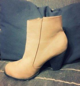 Новые весенние ботинки NewLook