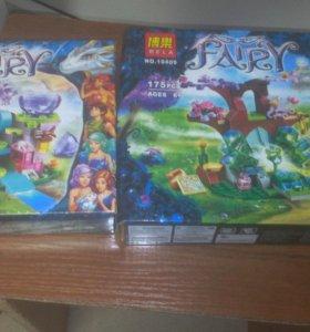 Конструктор аналог Лего из серии Fairy Land