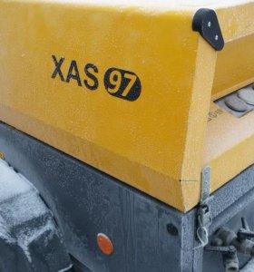 Компрессор XAS-97 продам