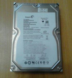 Жесткий диск 500gb на запчасти