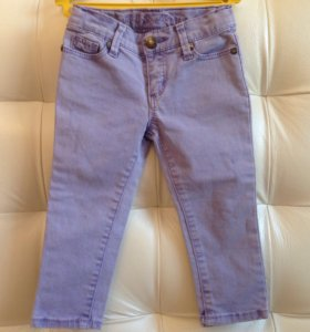 Новые. Детские джинсы Guess р. 3 года